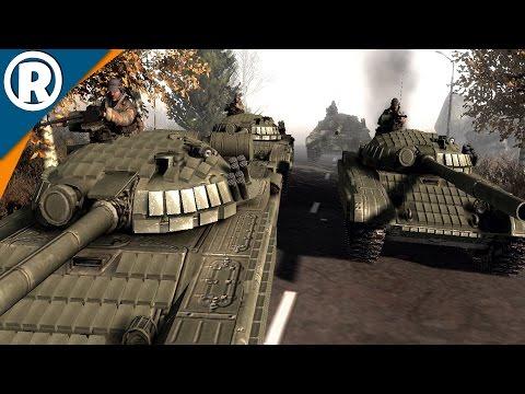 LZ DEFENSE S.A.S. - MODERN WARFARE - Men of War: Assault Squad 2 [MOD]
