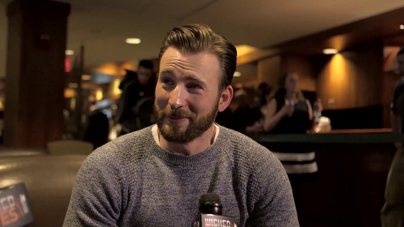 Wicked Bites - Christophers Haven Event with Chris Evans (Fenway Park)