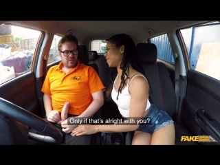 Kira Noir [Brunette, Ebony, Car, Creampie, Deep Throat, Outdoors, POV, Spanking, Straight]