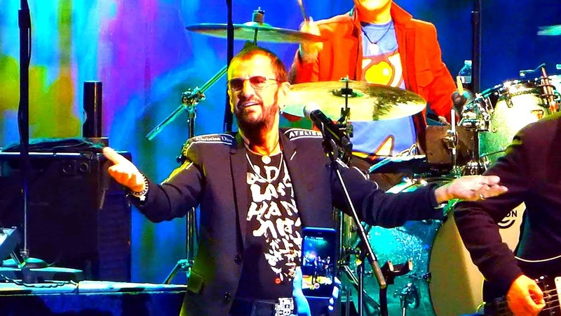 Satisfaction, Yellow Submarine - Ringo Starr @ Fraze Pavilion, 09.11.2018 (From Beatles Revolver)