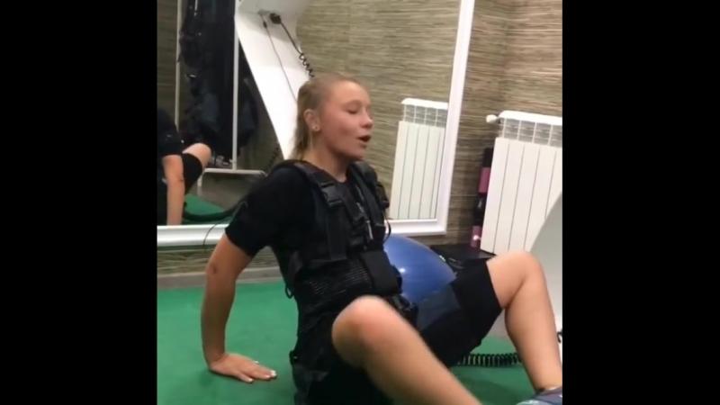 Тренировка Fit-n-Go