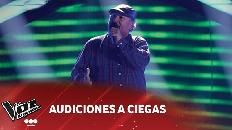 Pablo Carrasco - Still Loving you - Scorpions - Audiciones a Ciegas - La Voz Argentina 2018