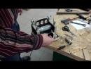 Регулировка ножа механического шофа