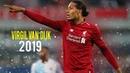 Virgil van Dijk 2019 Best Defender In The League Best Defensive Skills HD
