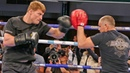 RUSSIAN THREAT Alexander Povetkin FULL PUBLIC WORKOUT vs Anthony Joshua