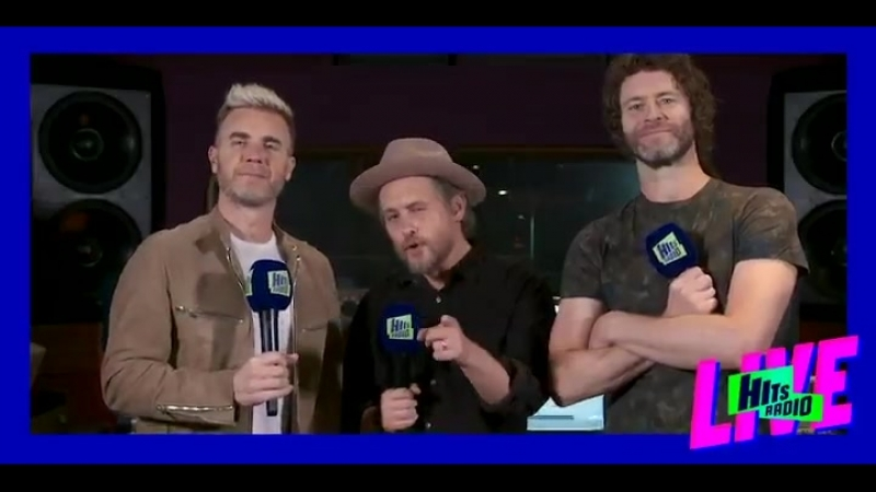 Tickets are selling fast for HitsRadioLive - - @takethat are getting ready to headline! - - Watch our interview with them here ️