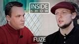 INSIDE SHOW - FUZE (KREC) - О кухне, Ассаи, и об