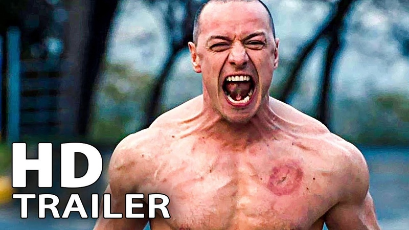 GLASS Trailer Deutsch German (2019)
