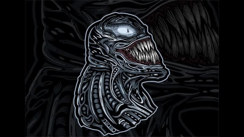 VENOM Illustration (Madtower)