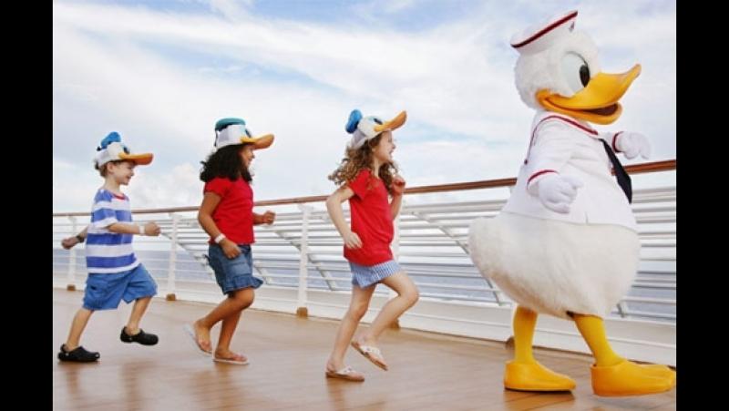 Отдых с детьми на лайнере