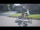 Гибридный велосипед-коляска Salamander от Wike
