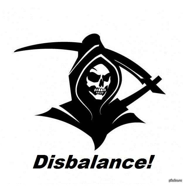 Disbalance