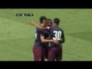 Aubameyang scores the first goal of the Unai Emery era