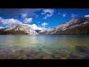 Видео релакс Ускоренная сьемка красивой природы приятная музыка