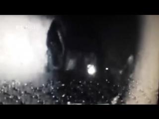 На Широкой Речке поджигатель спалил припаркованный Ford