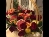 Вот такая красота Нашей Лизе на день рождения!❤️#с любовью и от всей душе#я старалась☺️??❤️??