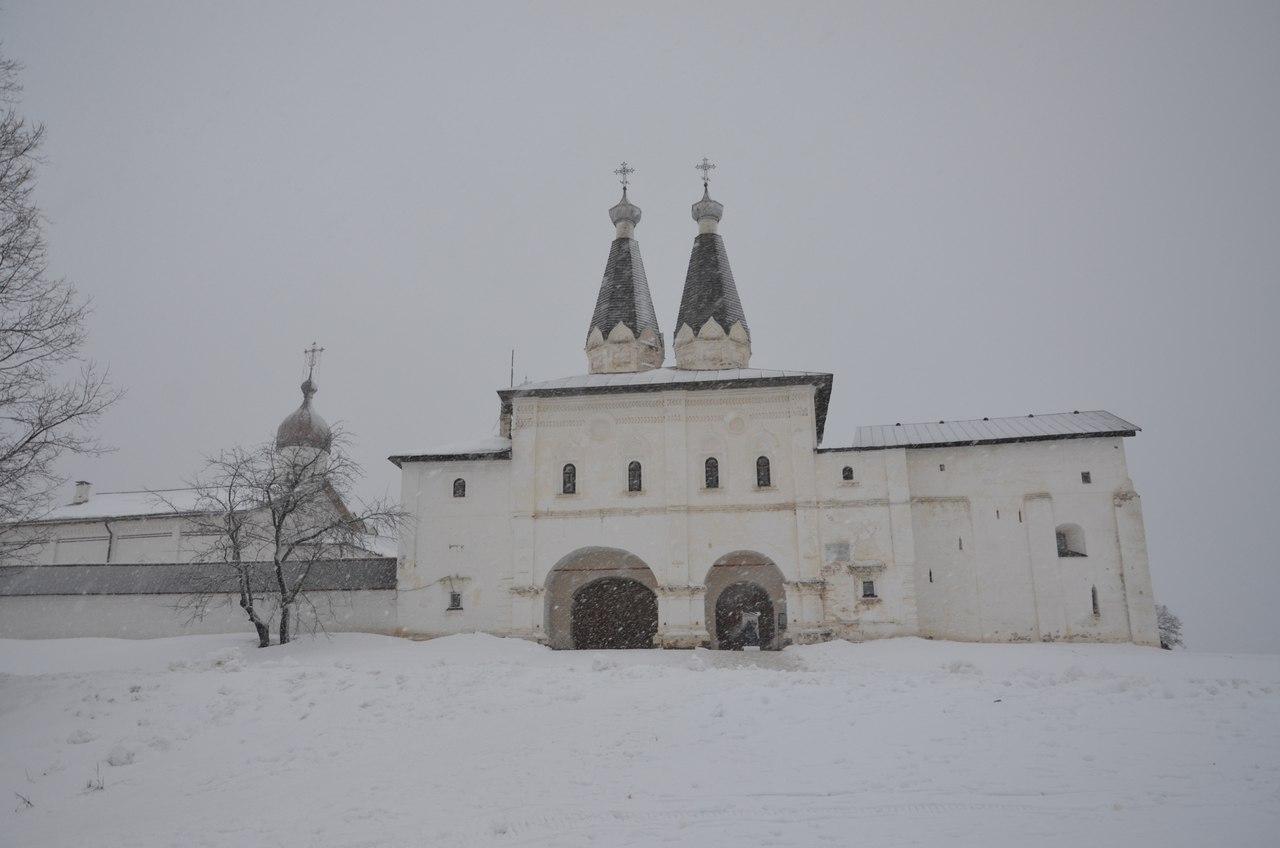 T1FZrt6So4c Ферапонтов монастырь история.