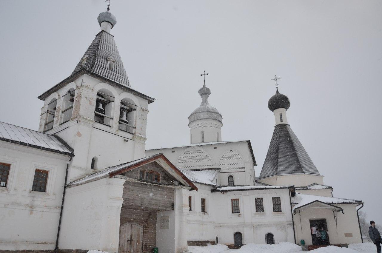 PQs15EMleYY Ферапонтов монастырь история.