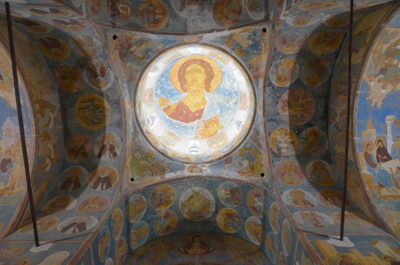M8K6BHUB-Wo Ферапонтов монастырь история.