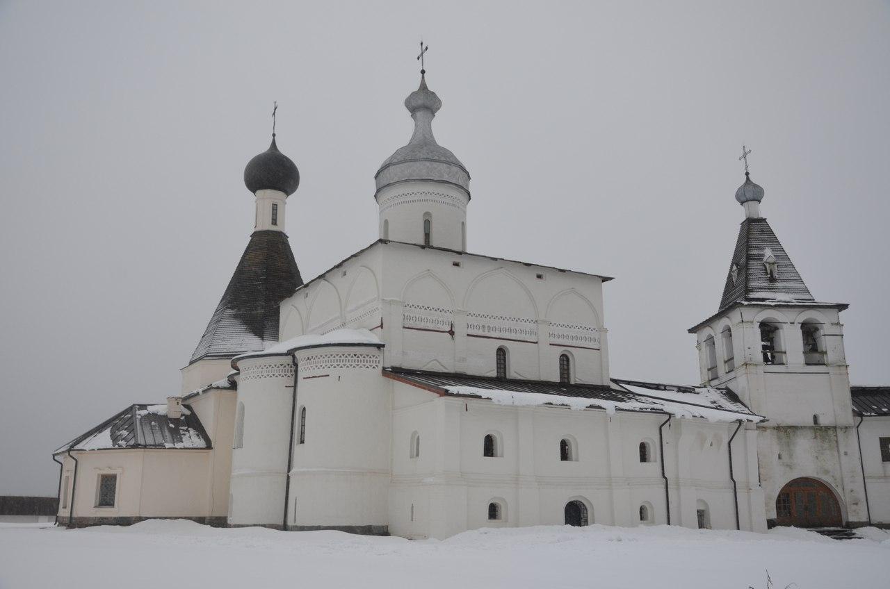 Zl2gzGsnoVo Ферапонтов монастырь история.