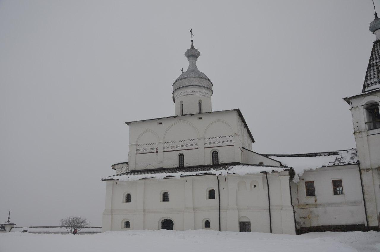 G0bSP5Ift8Y Ферапонтов монастырь история.
