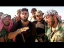 Salutations d'anniversaire au président Assad de la part des soldats actuellement dans le désert