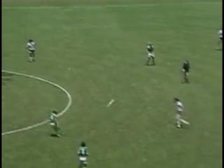 1986 Финал Аргентина - ФРГ (В.Маслаченко, И.Фесуненко) 2-й тайм