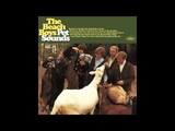The Beach Boys Pet Sounds - Let's Go Away For A While (Stereo Remaster)