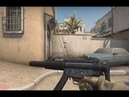 Counter Strike Global Offensive MP5SD animations