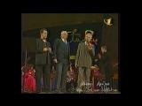 И.Кобзон, Д.Гнатюк и А.Соловьяненко - Чорнii брови, карii очi (Д.Дмитренко К.Думитрашко), 1997