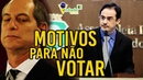 Capitão do Ceará lista motivos para NÃO VOTAR em CIRO GOMES