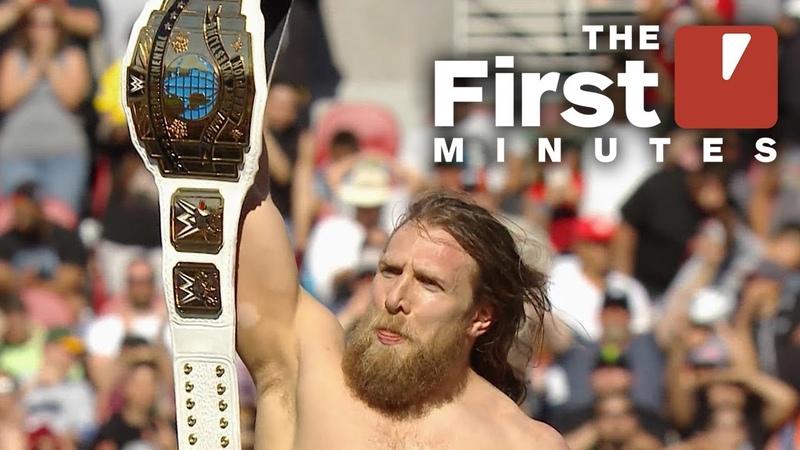 The First 16 Minutes of WWE 2K19 Daniel Bryan Showcase