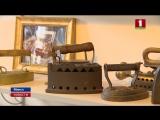 В Минске открылся Музей утюга
