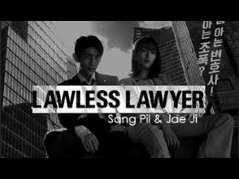 Lawless Lawyer • SANG PIL JAE YI