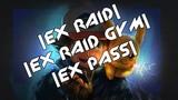 Легендарный  EX Raid   Deoxys   Ex Gym   Ex Pass   Деоксис   Екс Рейд  Екс Джим   Екс ключ  