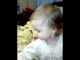 внученька любимая
