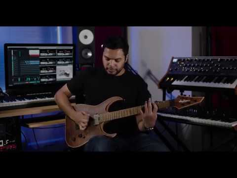 Bulb - Toneforge Misha Mansoor Demo Song and Playthrough