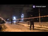 Продолжение прямой трансляции с места взрыва в «Перекрестке» на Кондратьевском