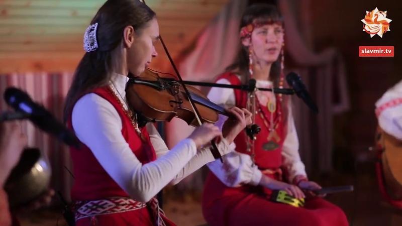 Музыкальная гостиная. Аурамира - Белый свет