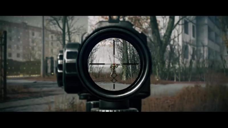 Королевская битва в Чернобыле!