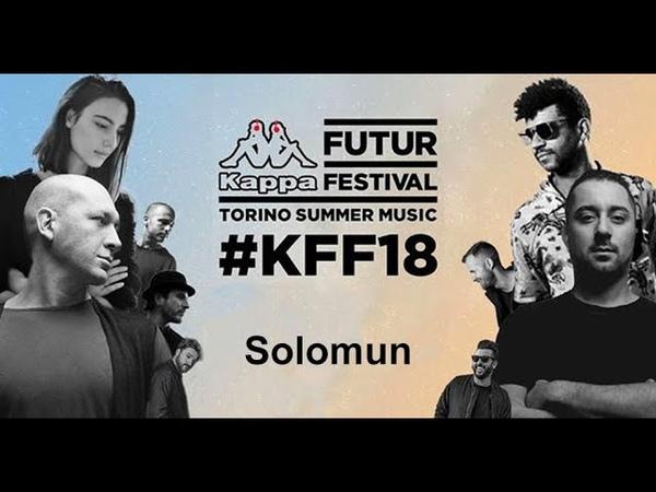 Solomun @ Kappa FuturFestival 2018