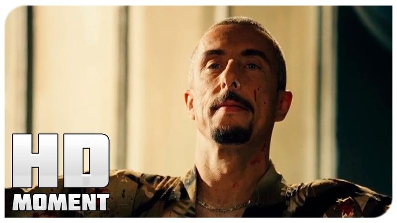 Банда убивает своего Босса - 13-й район (2004) - Момент из фильма