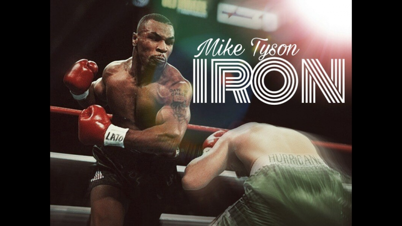 Mike IRON Tyson BEST EVER