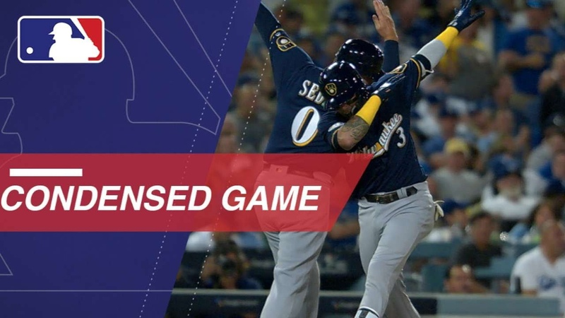 Condensed Game NLCS Gm3 - 101518