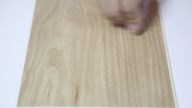 Wear resistant spc flooring