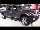 2018 Ram 3500 Limited - Exterior and Interior Walkaround - 2018 New York Auto Show