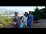 14-21.09.2018. Черногория. Видеоотчёт. Мама, Таня, Сима.