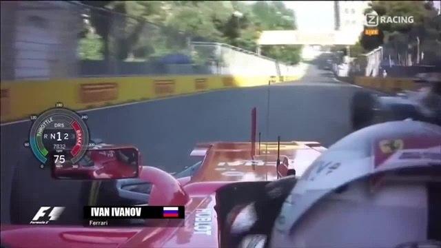 Если бы пилот Ferrari был бы из России