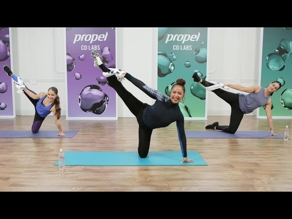 30-Minute Calorie-Burning, Toning Workout From the NW Method