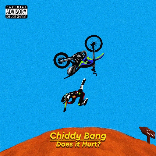 Chiddy Bang альбом Does It Hurt ?